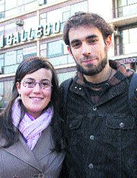 Pilar y Borja
