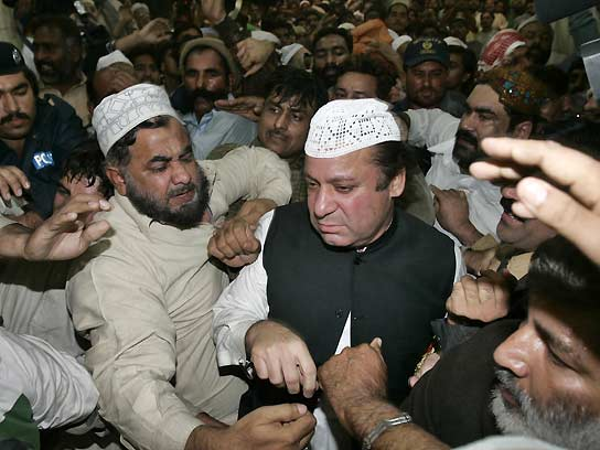 Sharif, en Pakistán