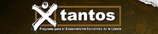 Logotipo xtantos Iglesia