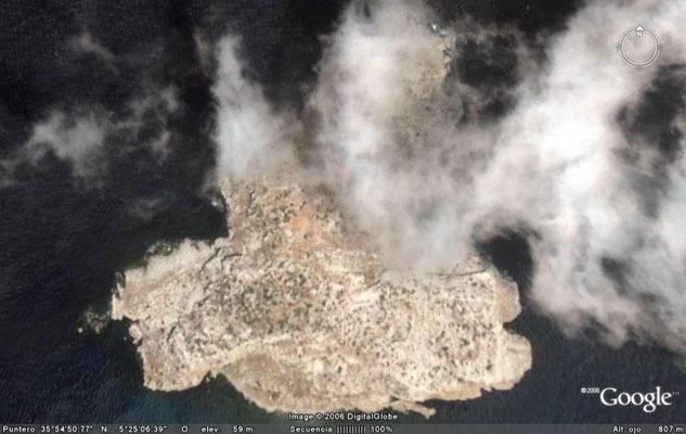 La isla Perejil