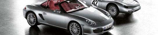 Porsche Boxster RS 60 Spyder Edición Limitada