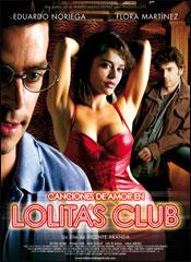 Canciones de amor en Lolitas Club - Cartel