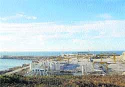 El «riesgo grave» obliga a paralizar el puerto exterior