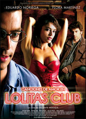Canciones de amor en Lolita's Club.