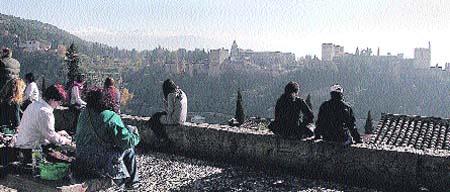 Las mejores vistas de Granada