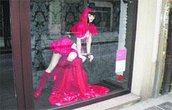 El arte más sexual, en pleno Gijón