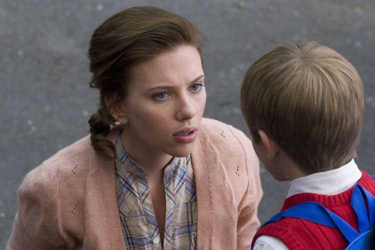 Scarlett Johansson protagoniza 'Diario de una niñera'.