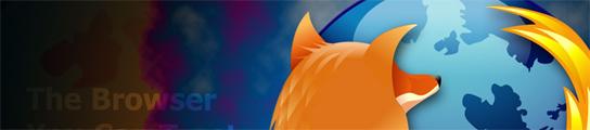 Logotipo del navegador, 'tuneado' por uno de sus fans.
