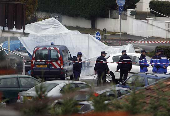 Sigue la investigación sobre el atentado de ETA