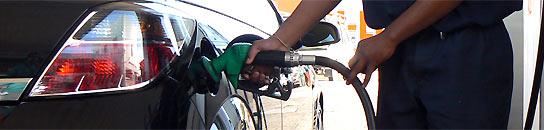 Los combustibles están cada vez más caros (ARCHIVO).