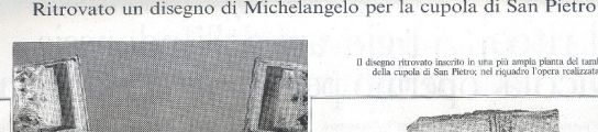 Boceto de Miguel Ángel