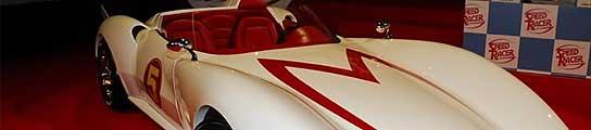 Mach 5, el coche de Meteoro.