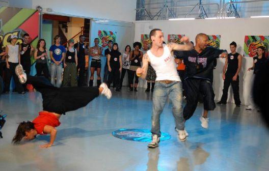 Casting de Fama, ¡a bailar!