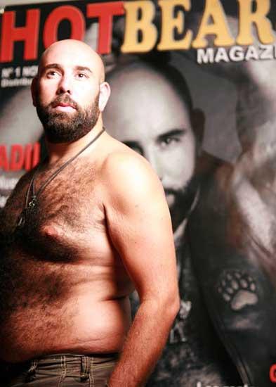 Mr. Bear Spain 2007