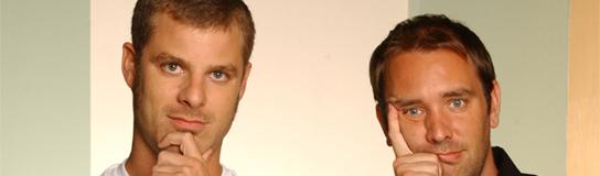 Trey Parker y Matt Stone