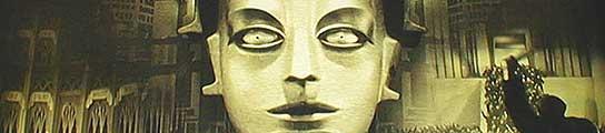 Cartel de 'Metropolis', legendaria película de Fritz Lang.