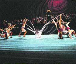 Berna, Els Joglars y Jin Xing actuarán en la Expo