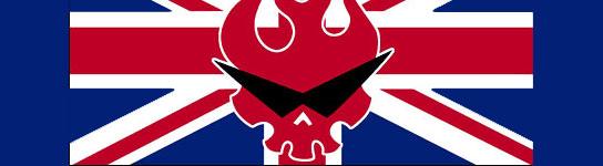 Diseño ganador bandera británica