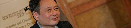 El director de cine Ang Lee, en la presentación de 'Deseo, Peligro'.