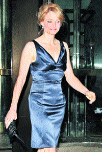 Jodie Foster sale del armario