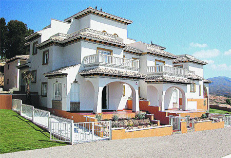 Casas junto al mar en alicante for Casas junto al mar