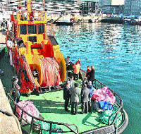 El sector pesquero de