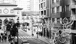 En Oviedo es Navidad desde las 5