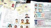 Documentos falsos