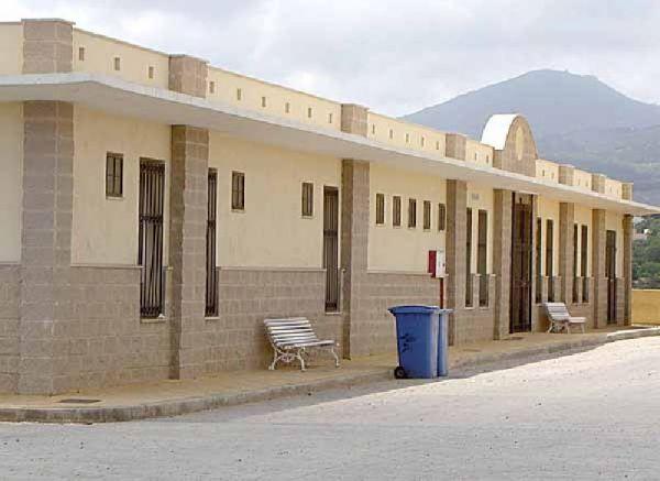 Centro de menores La Purísima, Melilla