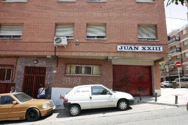 La residencia Juan XXIII