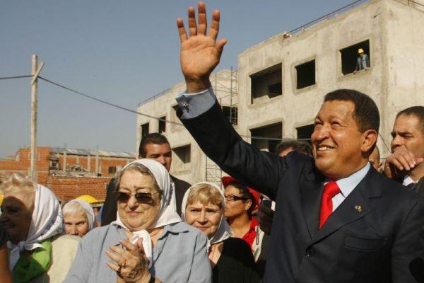 No nos gusta Chávez