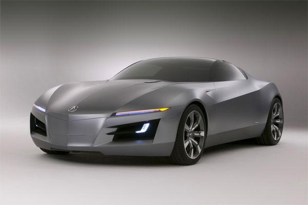 Salón del Automóvil de Detroit 2007. Salón del Automóvil de Detroit 2007: Acura Advantage