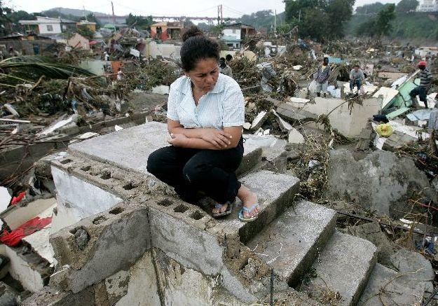 Desolación en la República Dominicana