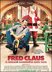 Fred Claus.
