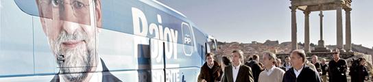 Acebes promete que el AVE llegará a Ávila si ganan las elecciones