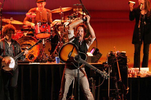 Bruce Springsteen en Granada