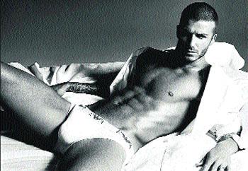 Beckham Al Desnudo