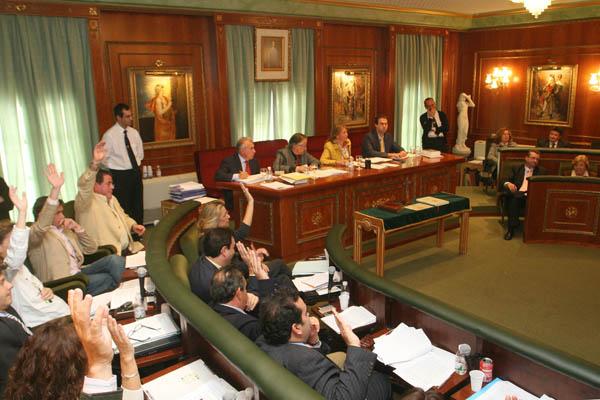 Pleno Ayuntamiento de Marbella