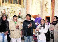 Una parroquia enseña cómo se celebra la Navidad en Latinoamérica