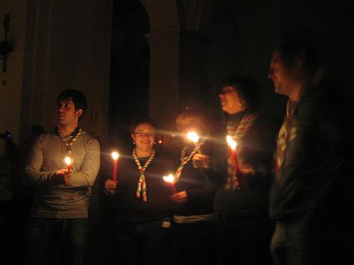 La Luz de la Paz 2007