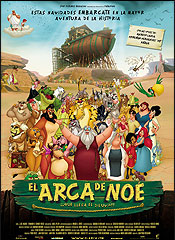 El Arca de Noé (2007) - Cartel