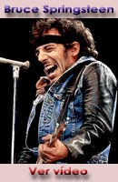 Bruce Springsteen ficha vídeo.
