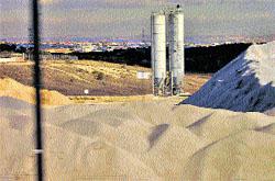 Sin playa, pero con dunas