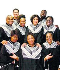 Voces negras para música gospel