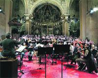 'El Mesías' participativo de Händel, en la catedral