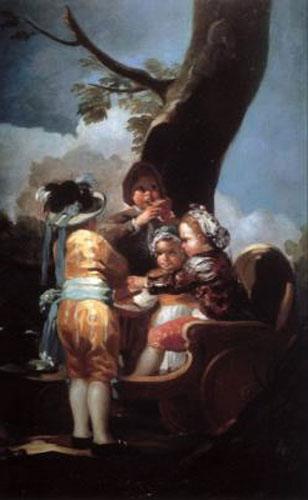Niños del Carretón