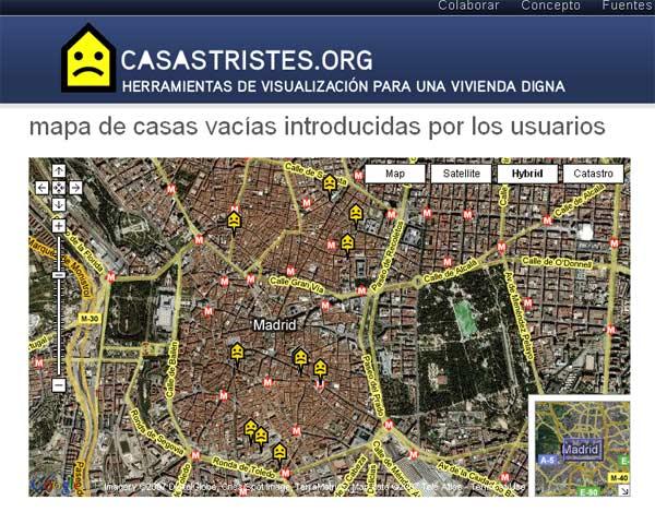 Casas Tristes