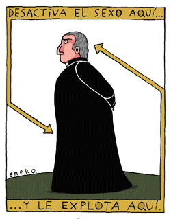 Un obispo dice que hay  menores que «provocan» los abusos sexuales