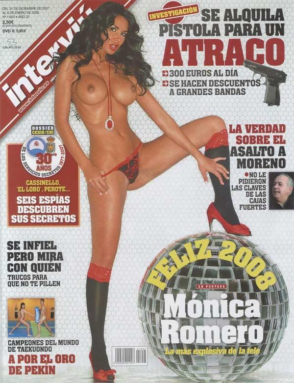 Mónica Romero.