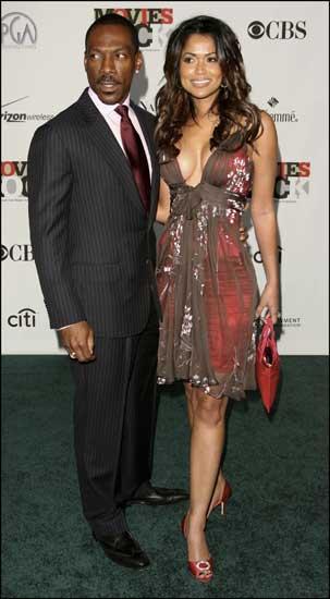 Eddie Murphy y Tracey Edmonds